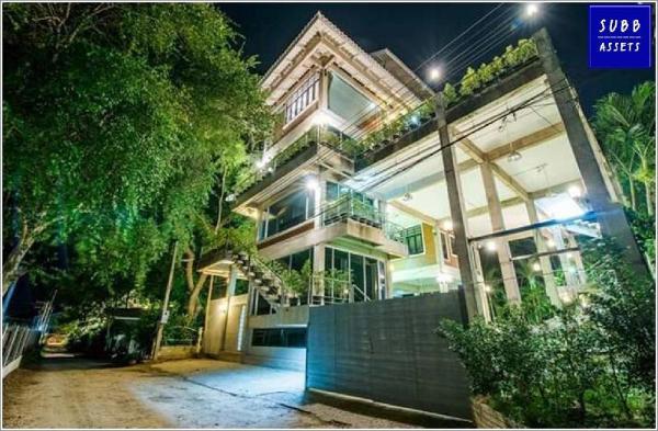 Modern Loft Villa for 20 Person | 50m to the beach Hua Hin