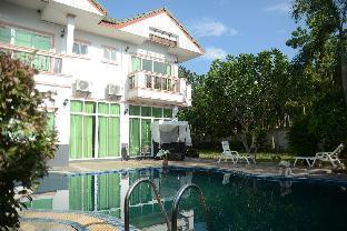 [ドンターンビーチ]ヴィラ(200m2)| 4ベッドルーム/3バスルーム 4 Bedroom pool, fitness,  South Pattaya , beaches.
