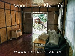 [カオヤイ国立公園]一軒家(35m2)| 3ベッドルーム/1バスルーム Wood house Family2 Close to Thanarat Road, KM. 6