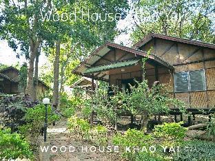 [カオヤイ国立公園]一軒家(30m2)| 3ベッドルーム/1バスルーム WoodHouse Khoyai 3 bedrooms 1 bath