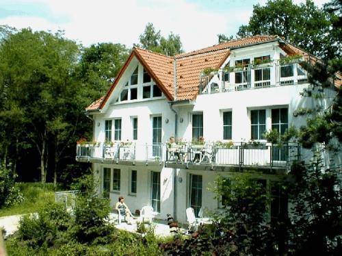 Waldhaus Muhlenbeck Bei Berlin