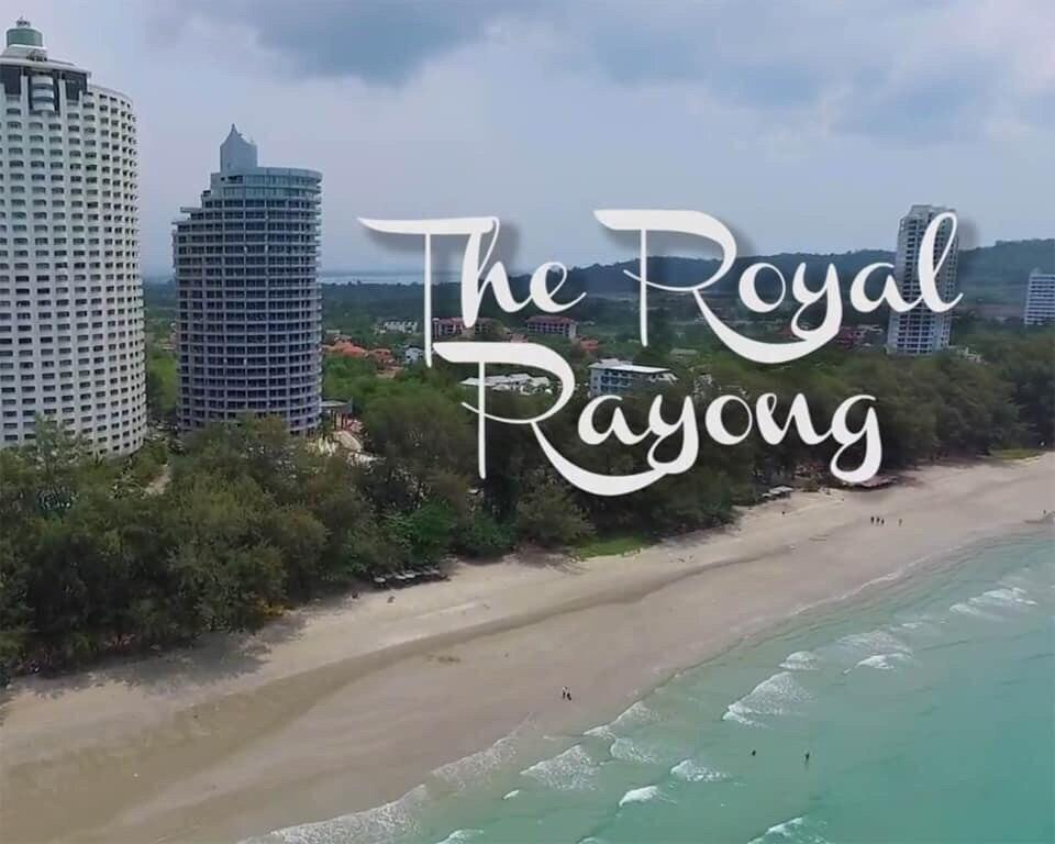 The Royal rayong condominium อพาร์ตเมนต์ 4 ห้องนอน 2 ห้องน้ำส่วนตัว ขนาด 60 ตร.ม. – หาดระยอง