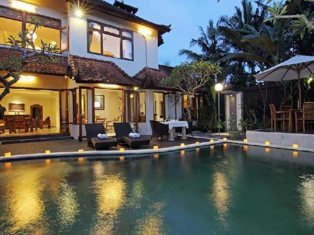 3BR Spacious  Pool Villas with Ubud Sensation