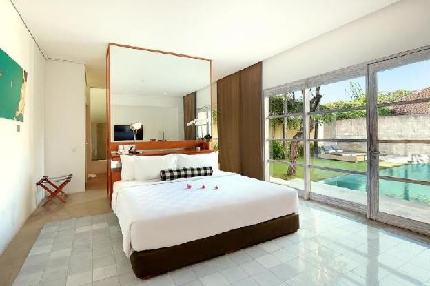 1BR Private Villa with Pool close to Seminyak Mall