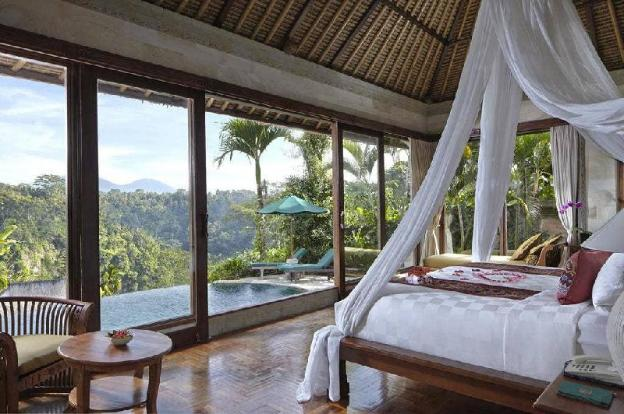 1BR Fascinating Villa Pool & beauteous View @Ubud
