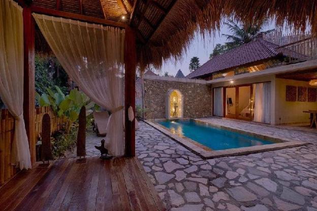 4BR Entire Villa with Gorgeous Pool @Mas Ubud