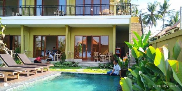 6BR Simple Pool Villa with breakfast @Ubud