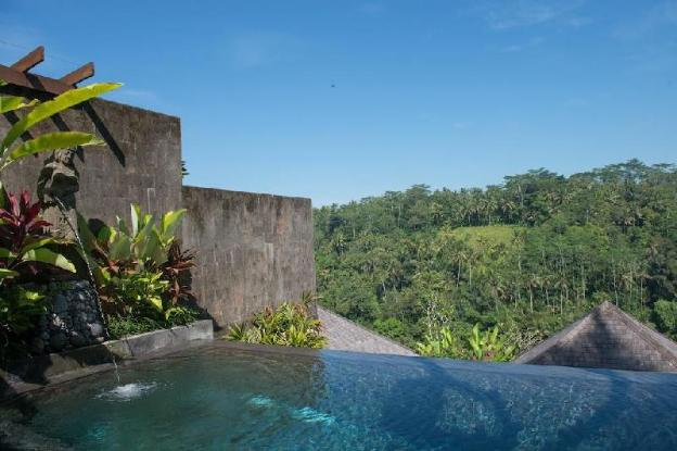 Black Private Villa + Pool + Hot Tub+Mountain View