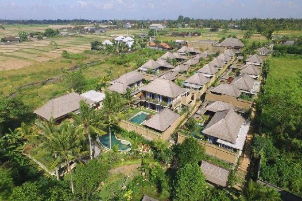 1BR Spacious Private Villa + Pool with Bfast@Ubud