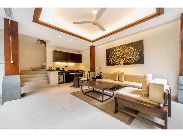 2BR Bay View Villa + Pool @Nusa Dua