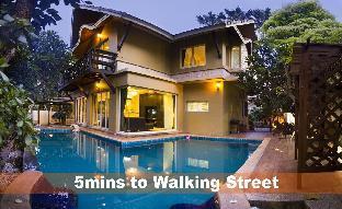 Villa Venus บ้านเดี่ยว 4 ห้องนอน 3 ห้องน้ำส่วนตัว ขนาด 2500 ตร.ม. – พัทยาเหนือ