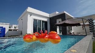 Pi Pim Pool Villa Hua Hin วิลลา 2 ห้องนอน 2 ห้องน้ำส่วนตัว ขนาด 120 ตร.ม. – บ่อฝ้าย