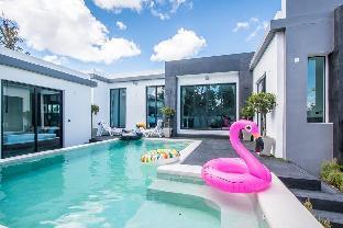 Luxury Grey Villa 3 ห้องนอน 3 ห้องน้ำส่วนตัว ขนาด 70 ตร.ม. – ทับใต้