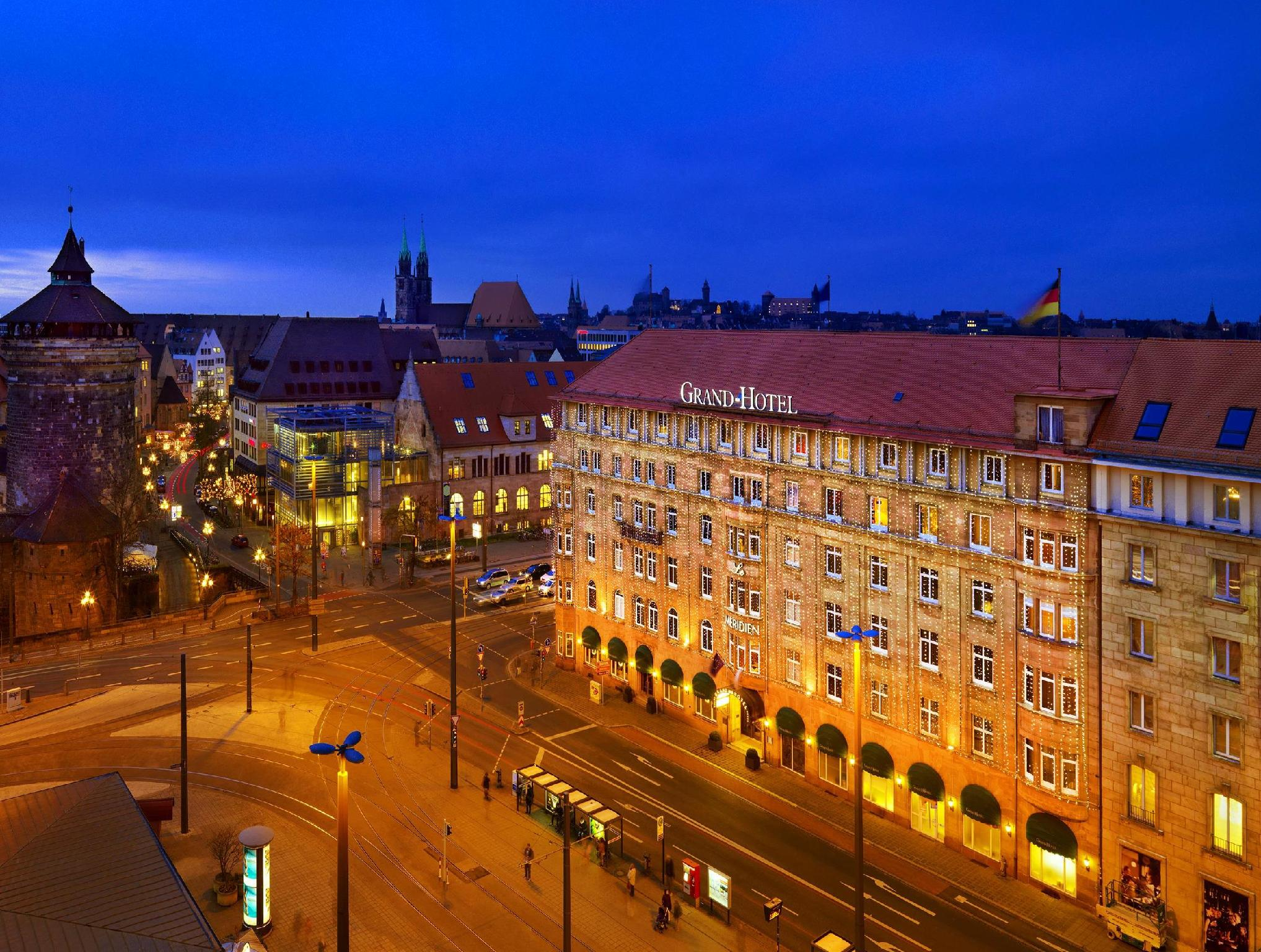 Le M�ridien Grand Hotel Nuremberg