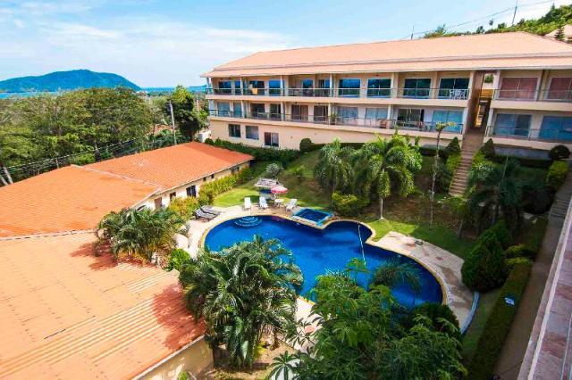 โรงแรมเบย์ชอร์ ซีวิว – Bayshore Seaview HOTEL