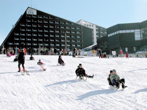 IFA Schoneck Hotel And Ferienpark