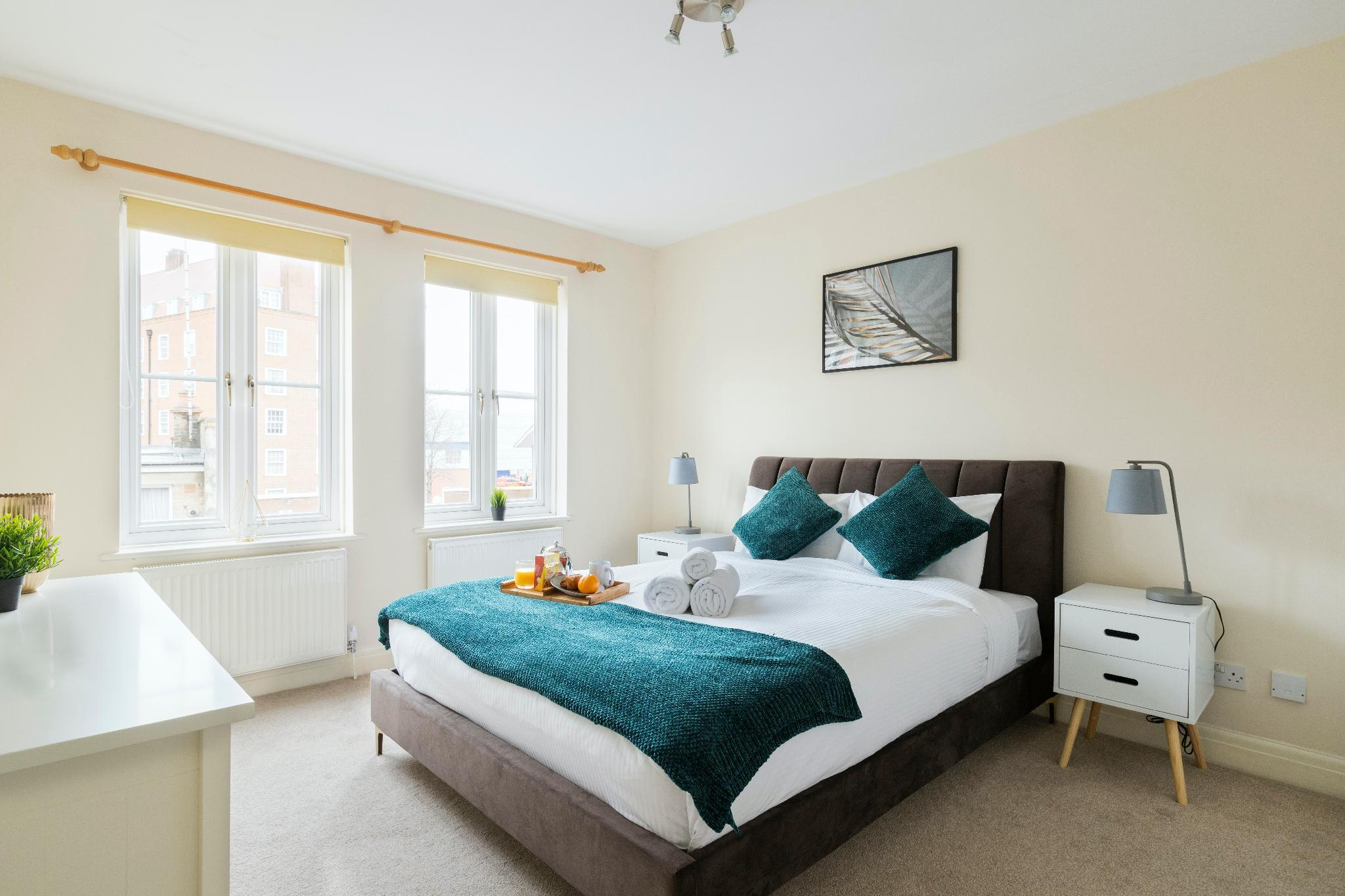 CENTRAL LONDON-2BR FLAT IN THE HEART OF MARYLEBON