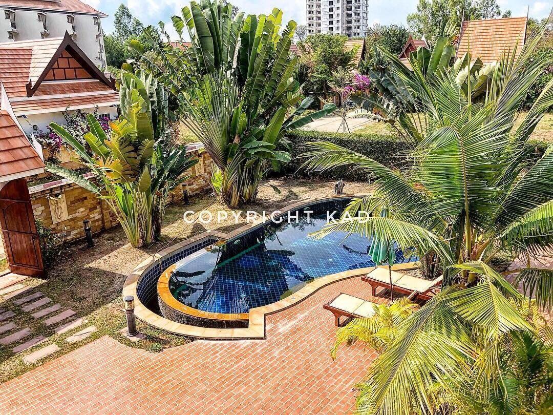 Thai Pool Villa 4 beds 224sqm. Rayong beach 4 ห้องนอน 4 ห้องน้ำส่วนตัว ขนาด 224 ตร.ม. – หาดระยอง