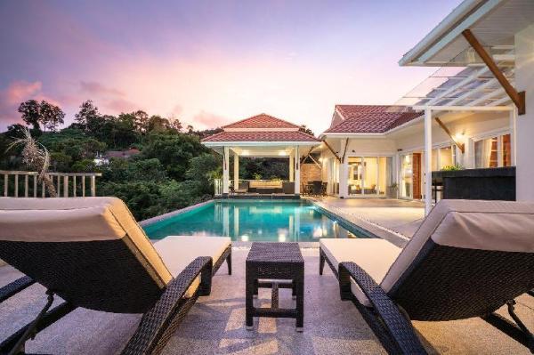 5 Bedrooms Sleepover Pool Party Thai Style Villa Phuket