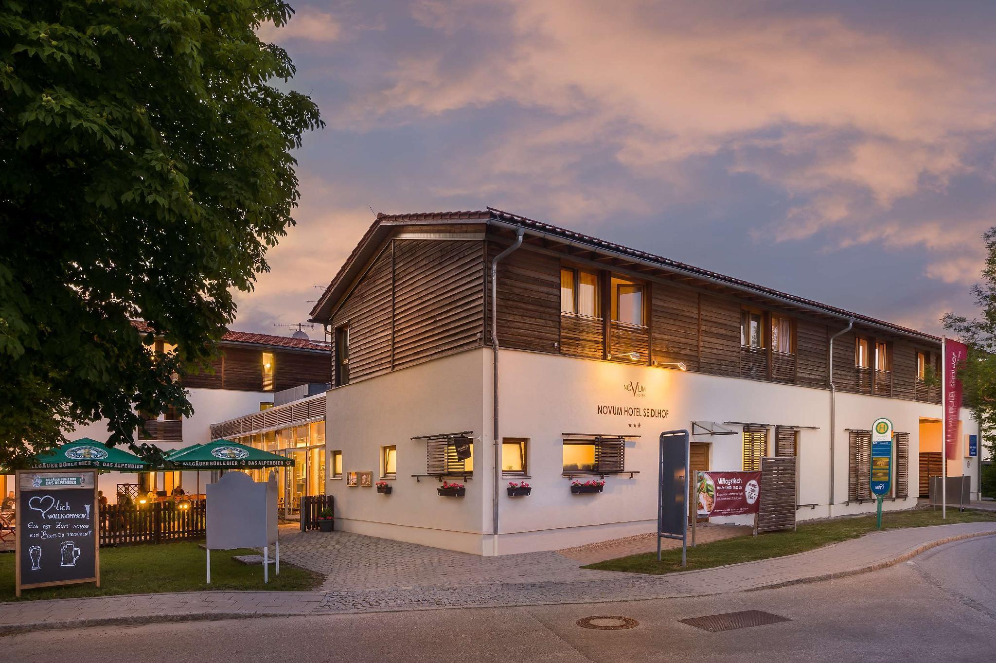 Novum Hotel Seidlhof M�nchen