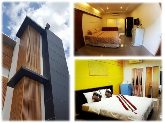 นทีสิน อพาร์ตเมนต์ – Nateesin Apartment