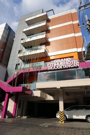 Grand Citihub Hotel @Kajoetangan Malang