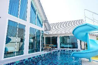 [チャアム]ヴィラ(91m2)| 4ベッドルーム/3バスルーム Be19th Pool Villa, Cha-Am