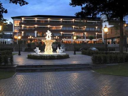 Fletcher Wellness Hotel De Hunzebergen