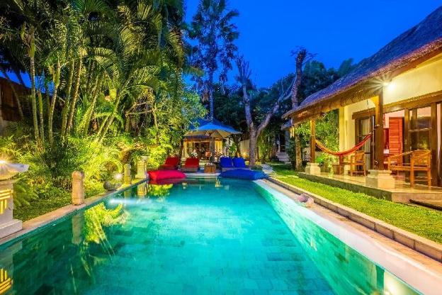 Spacious 3-bedroom Villa Rumah Madu