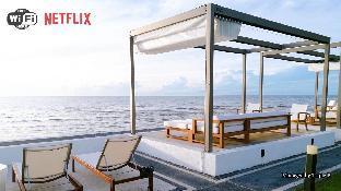 [ホアヒン ビーチフロント]アパートメント(80m2)| 2ベッドルーム/2バスルーム 2BR Pool Access Family@The Crest Santora Hua Hin