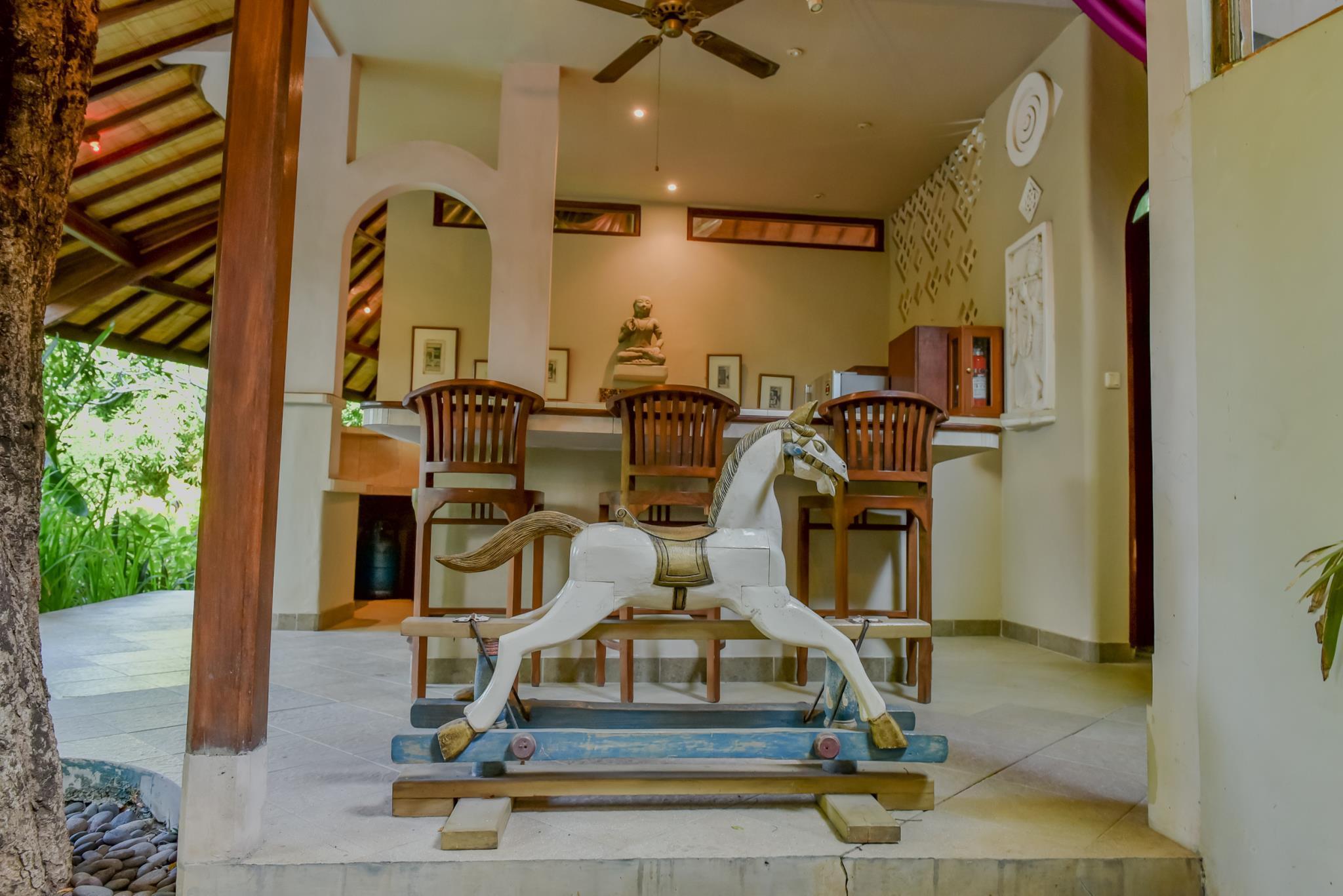 Ben Bali Villa near beach,trendy shops&restaurants 4
