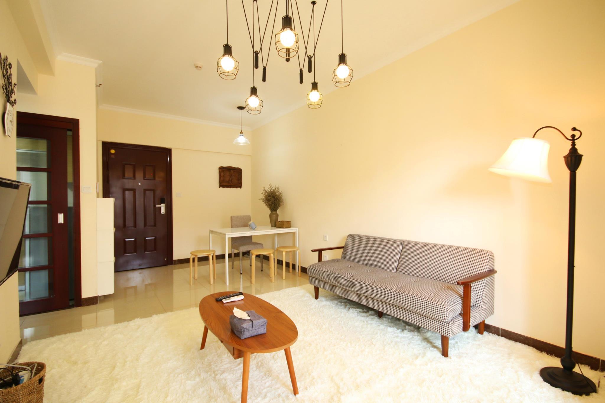 Benshujia Apartment Pazhou Complex