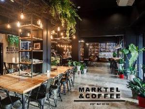 O hotelu MARKTEL&COFFEE (MARKTEL&COFFEE)