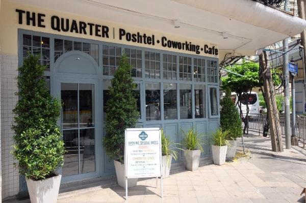 The Quarter Bangkok Ratchathewi Bangkok