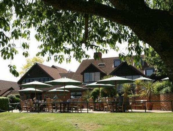 Barnham Broom Hotel Golf & Spa Honingham