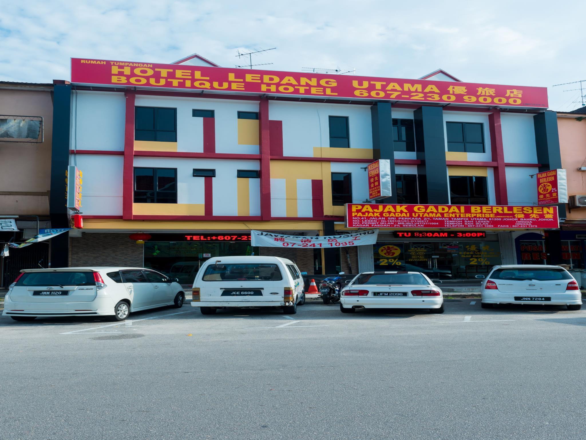 OYO 206 Hotel Ledang Utama
