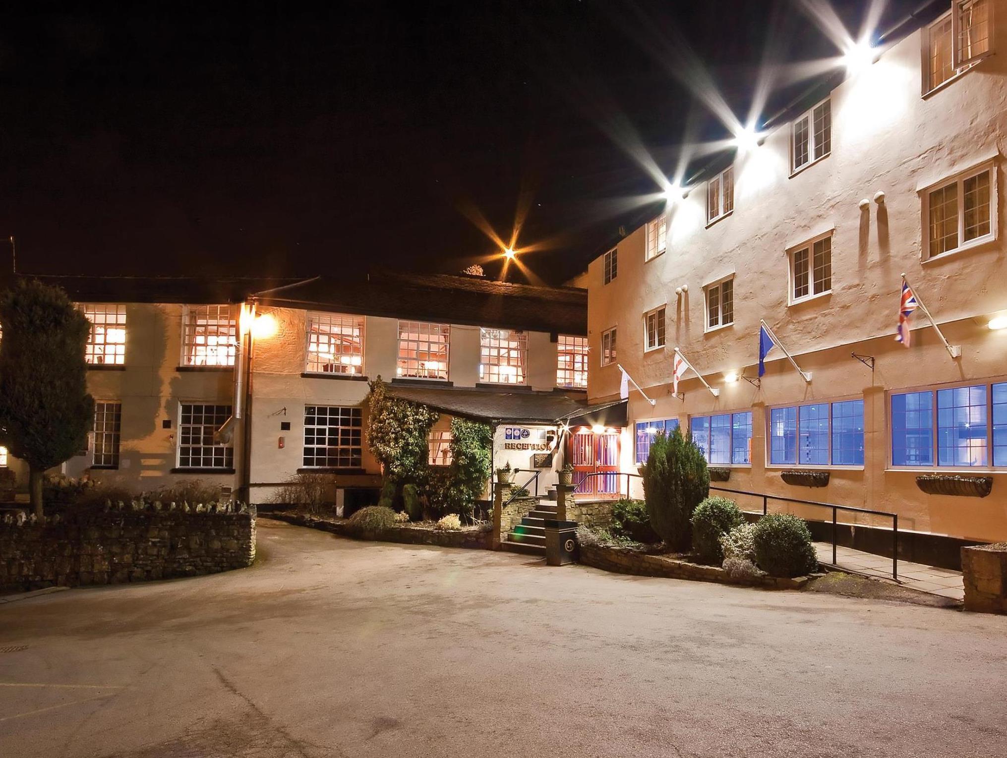 Best Western Bury Ramsbottom Old Mill Hotel And Leisure Club