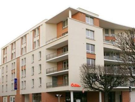 Adagio Access Paris Ivry Aparthotel