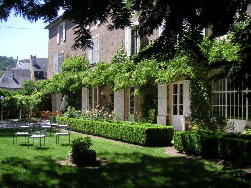 La Roseraie Hotel Restaurant