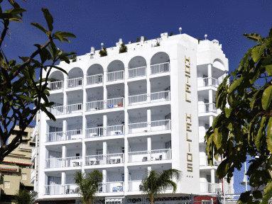 Hotel Helios   Almunecar