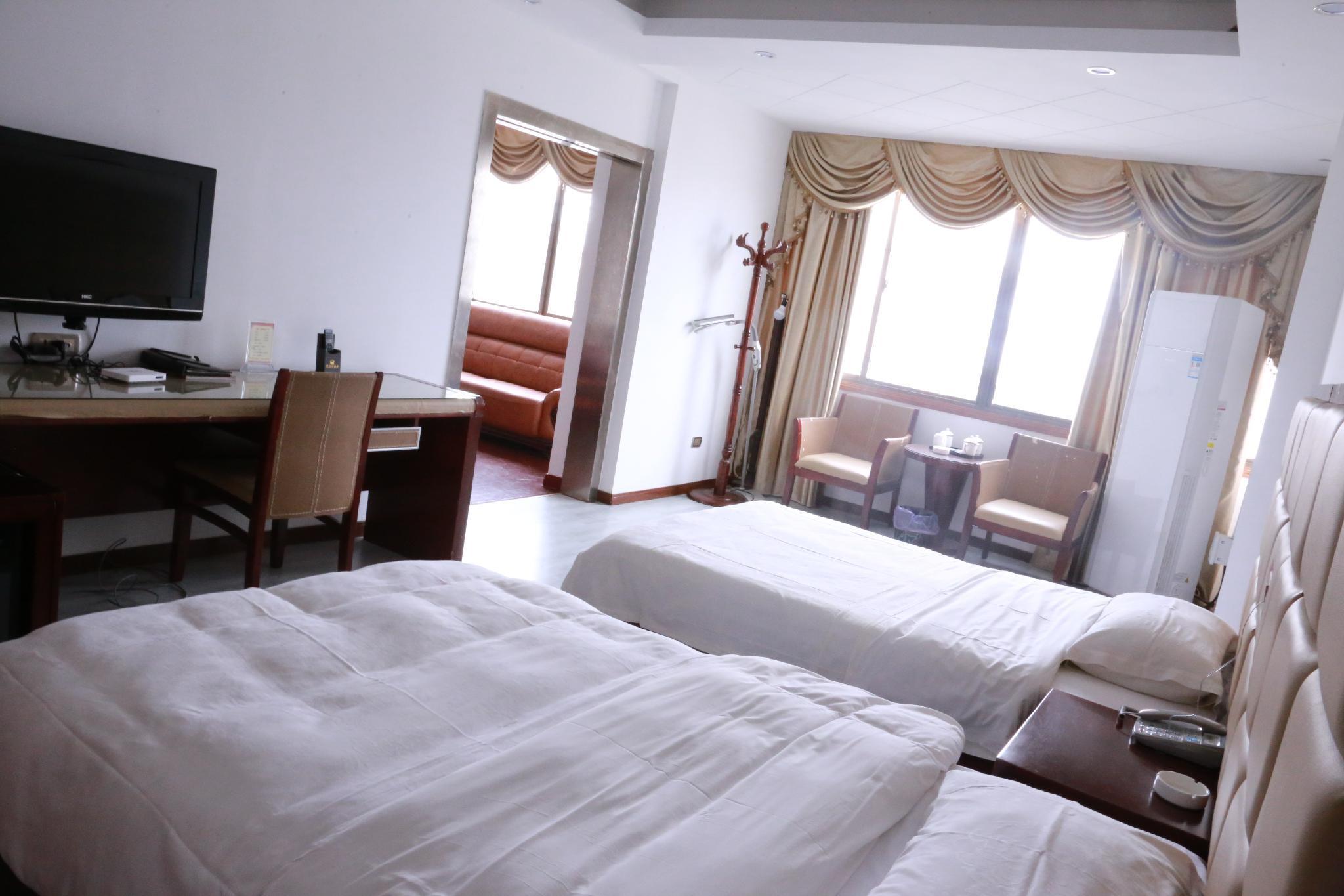 Monochrome Hotel Jin Kai Hotel