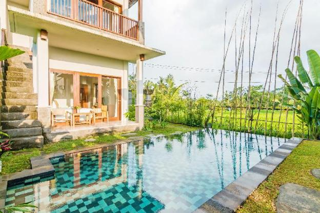 ZEN Rooms Kedisan Tegal Alang Ubud Villa