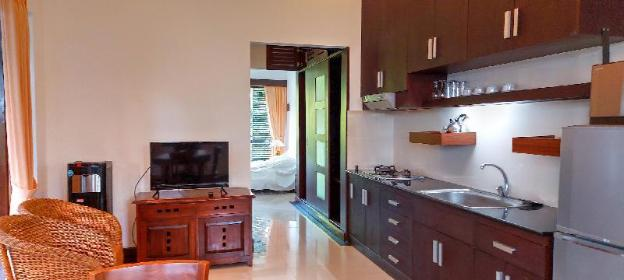 Sanur Private room No. 201 with balcony & kitchen