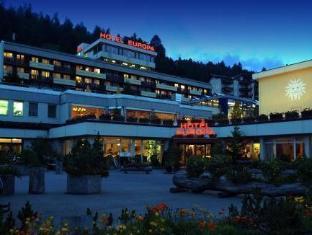 Hotel Europa St. Moritz Saint Moritz - Exterior