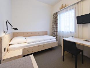 Hauser Swiss Quality Hotel Saint Moritz - Comfort Single Room