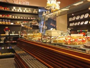 Hauser Swiss Quality Hotel Saint Moritz - Coffee Shop/Cafe