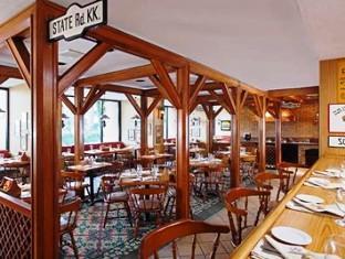 Cairo Marriott Hotel & Omar Khayyam Casino Cairo - Roy's Restaurant