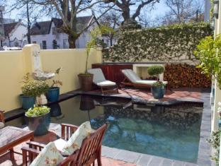 Eendracht Hotel Stellenbosch - Bazen