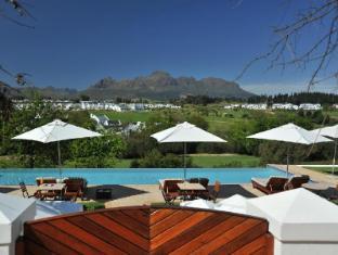 AHA Kleine Zalze Lodge Stellenbosch - Widok