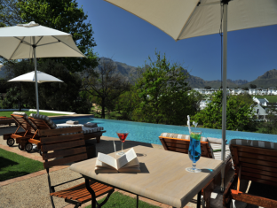 AHA Kleine Zalze Lodge Stellenbosch - Wnętrze hotelu